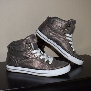 G by Guess hightop sneakers